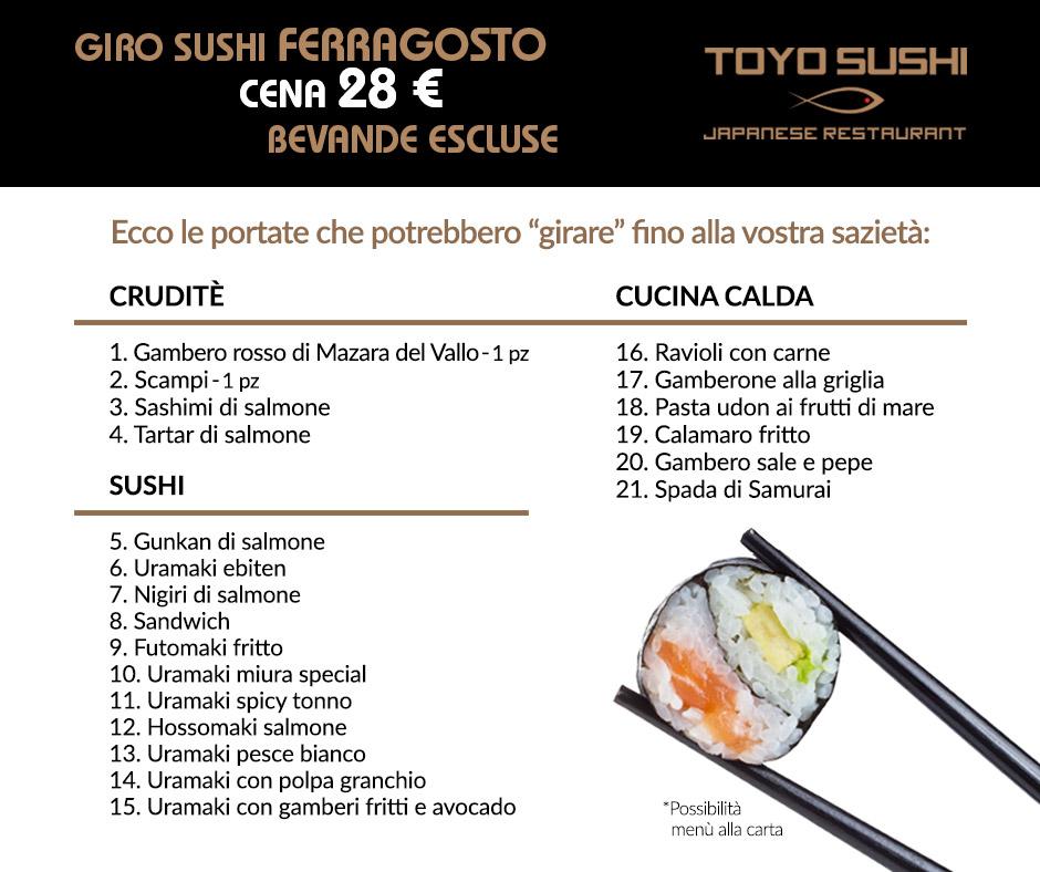 giro-sushi-FERRAGOSTO-SERA-PIATTI