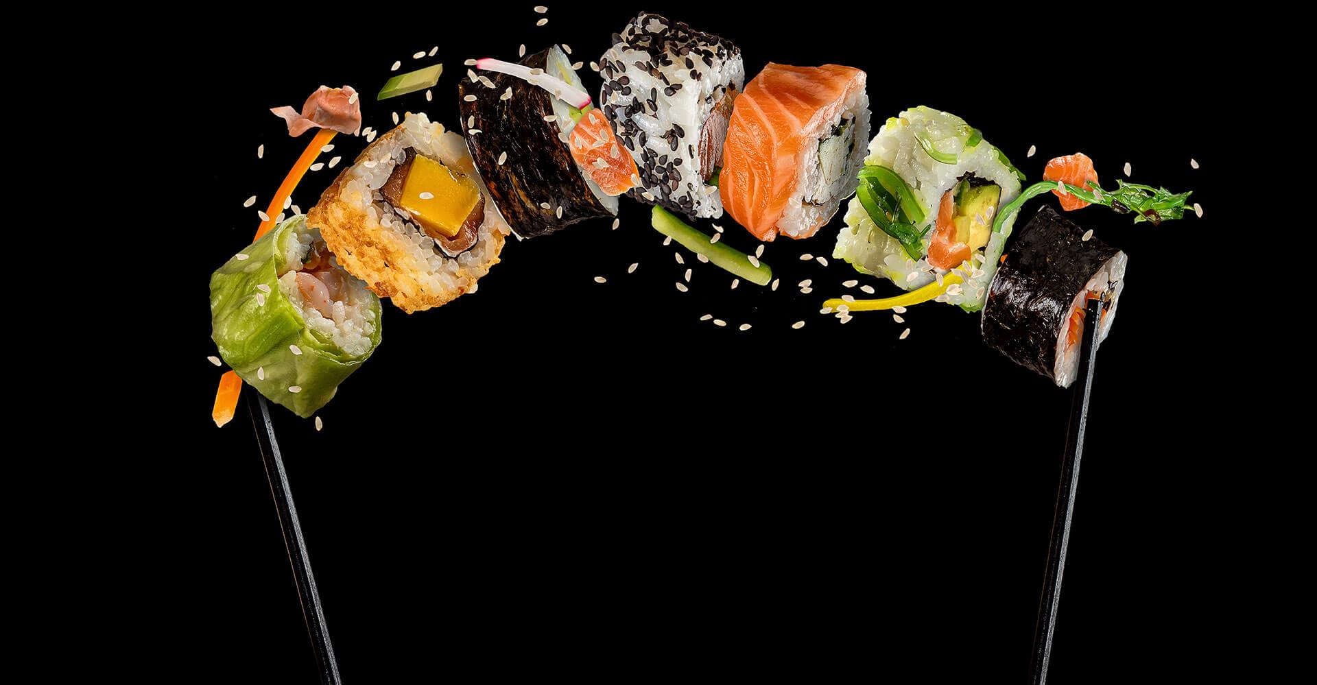 sushi-volante